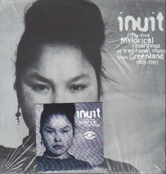 WORLD SAMPLER - Inuit - 55 Historical.. - 33T x 2