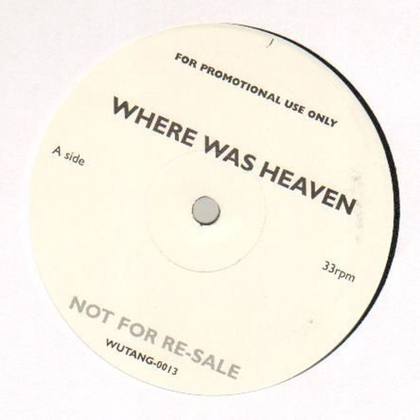 #<Artist:0x007f94a2989110> - Where Was Heaven
