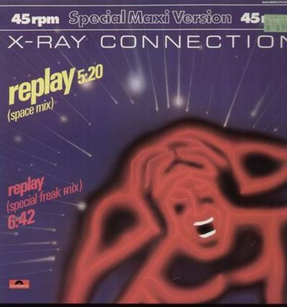 X-Ray Connection Replay
