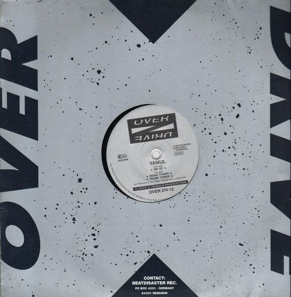 YAMUL - mr ed, remix tower, trump tower - 12 inch x 1