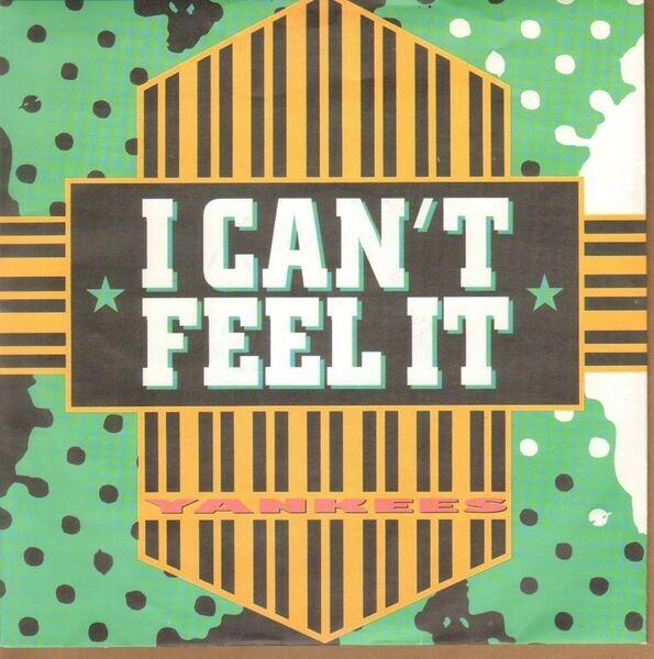 #<Artist:0x007f5c93163478> - I Can't Feel It