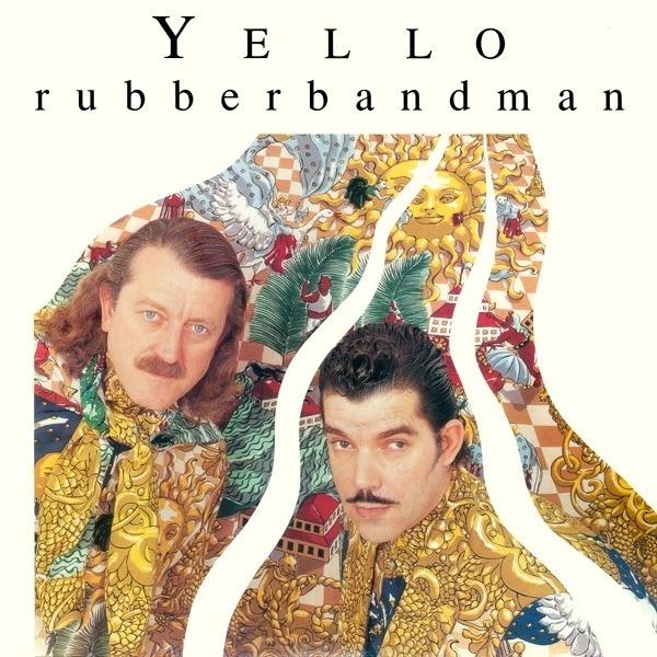 YELLO - Rubberbandman - 12 inch x 1