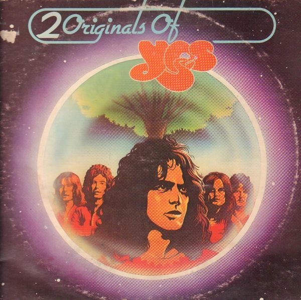 Yes 2 Originals Of Yes (GATEFOLD COVER)