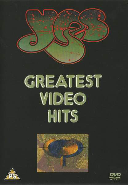 Yes Greatest Video Hits (STILL SEALED)