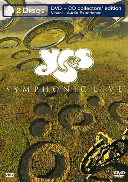 Yes Symphonic Live