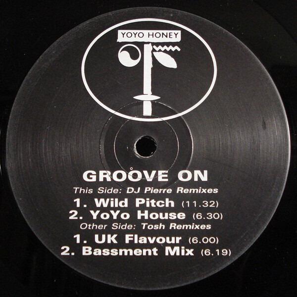#<Artist:0x007f8f94c4f7e0> - Groove On