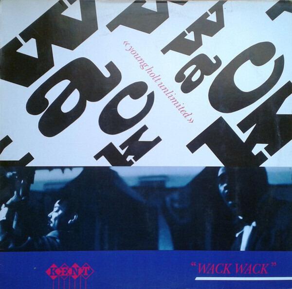 YOUNG HOLT UNLIMITED - Wack Wack - LP