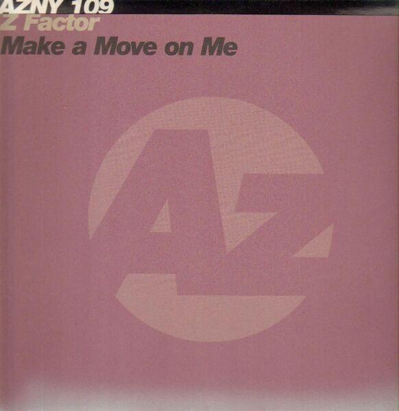 #<Artist:0x00007f5aaf460e90> - Make a Move on Me