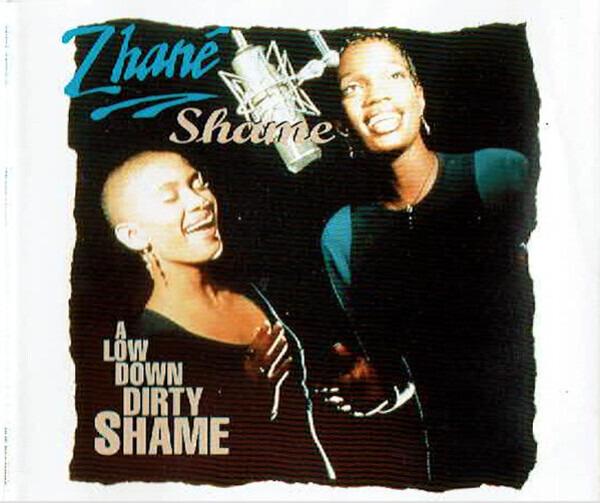 ZHANÉ - Shame - CD single