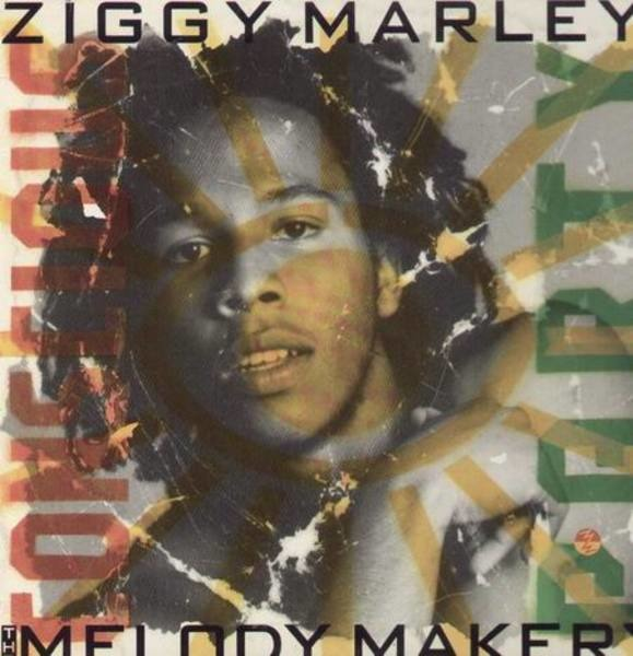 Ziggy Marley And The Melody Makers 505 Vinyl Records