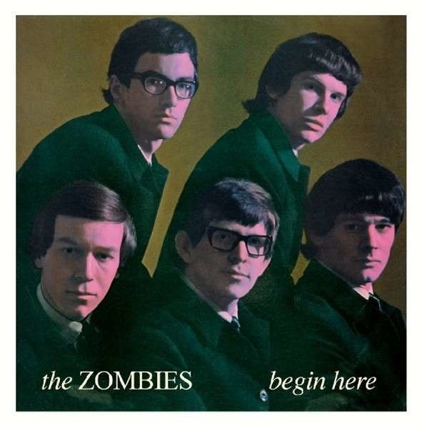 Zombies begin here (180gram // remastered at the abbey road studio)