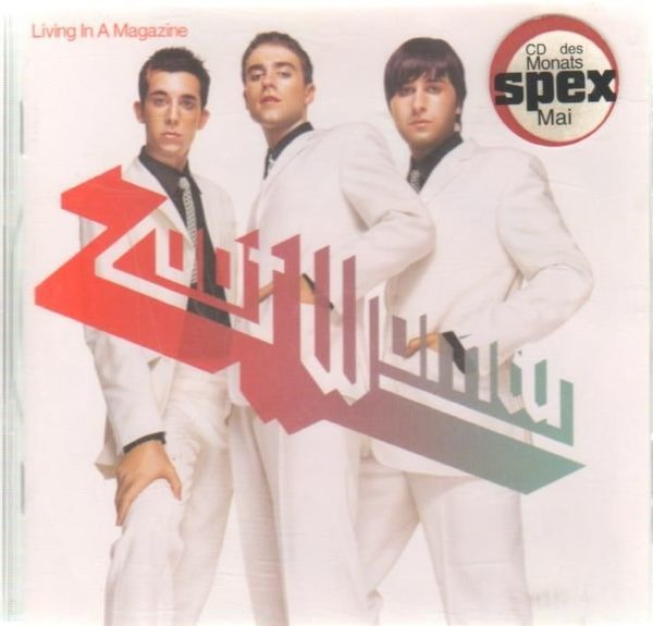 ZOOT WOMAN - Living In A Magazine - CD