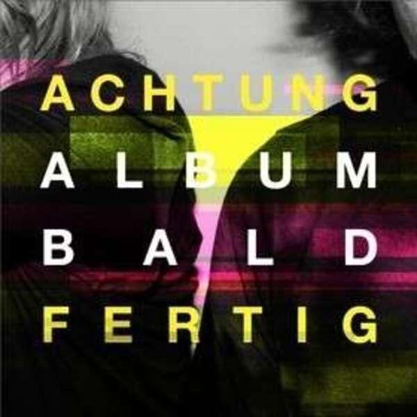 2RAUMWOHNUNG - Achtung Fertig - CD