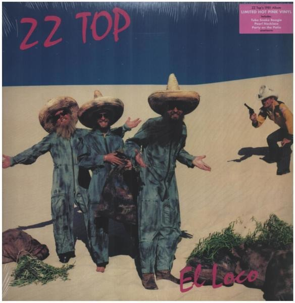 ZZ Top EL Loco (COLOURED VINYL)