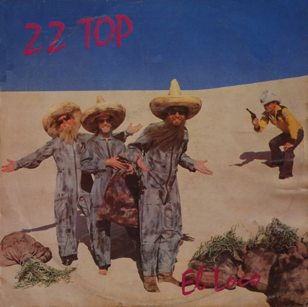 zz top el loco (yugoslavia)